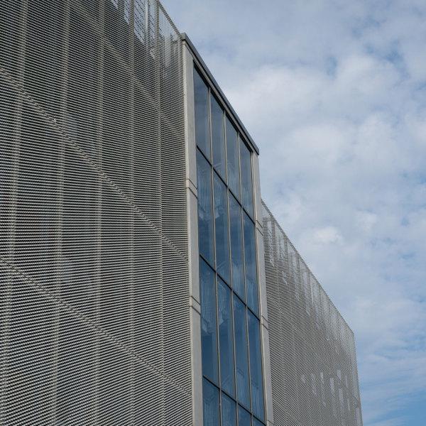 Aluminium, Popiolek Fassaden GmbH, Bad Homburg