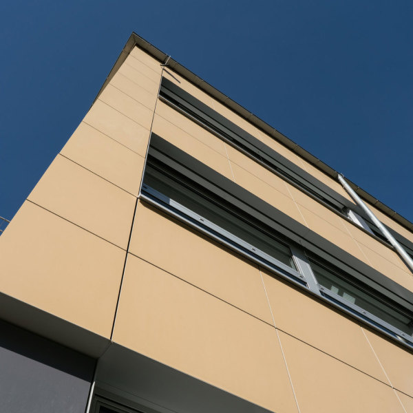 Ziegel, Popiolek Fassaden GmbH, Bad Homburg
