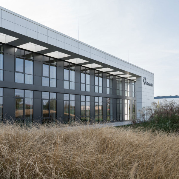 Alucobund, Popiolek Fassaden GmbH, Bad Homburg