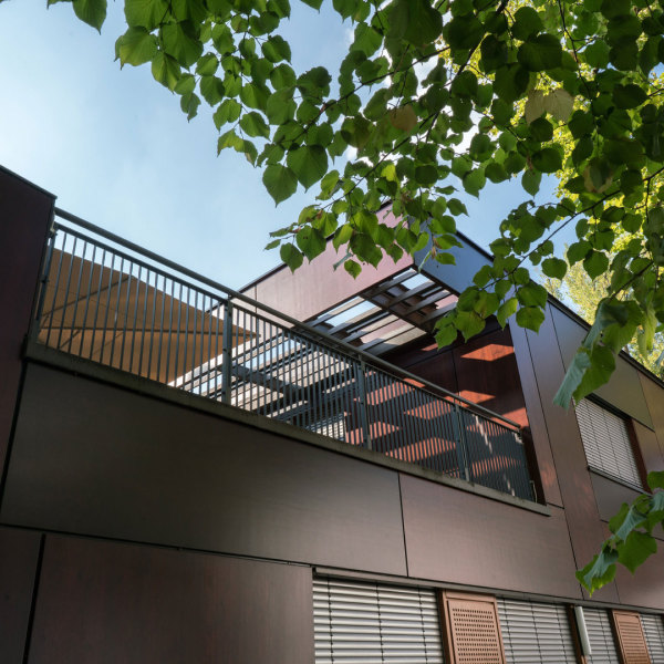 Kunststoff, Popiolek Fassaden GmbH, Bad Homburg